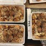 甲賀流 - ●ソースマヨ(大)14個入¥700税込×3