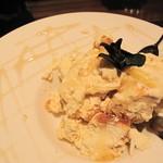 DonDonTei - 鉄板アイス チーズケーキ・リモーネ