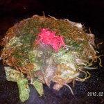 わけしめ亭 - 料理写真:ソース焼きそば・・・¥680