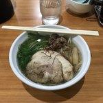 麺屋 つきのわ - ミニラーメン  350円