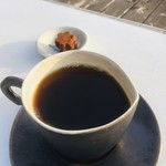 休暇小屋 - カジタさんのコーヒー