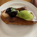 boulangerie JOE - 葡萄のデニッシュ