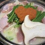 九州薩摩地鶏×個室居酒屋 由布院 - 博多地鶏の明太子鍋