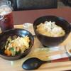 禅カフェ茶房おかげや - 料理写真:エビピラフランチ