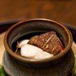 虎屋 壺中庵 - 2019.10 壷焼き(松茸、鰆、車海老、ベーグル)