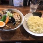 吉田商店 - やわらかチキンレッグカレー