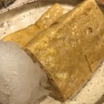 酒呑蕎食〆タグル - 玉子焼き