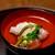 虎屋 壺中庵 - 料理写真:2019.10 鱧と松茸のお椀