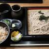 もり平 - 料理写真:ざる定食