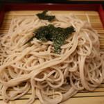 もり平 - ざる蕎麦