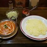 インド・ネパール料理 タァバン - ランチBセット