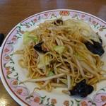餃子の王将 - 料理写真:焼きそば