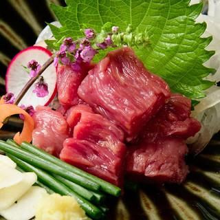 とろける美味しさ!熊本千興ファーム直送の馬肉