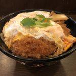 串かつ とんかつ かつ次郎 - 料理写真:かつ丼¥650