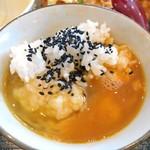 にわとり食堂 - 名古屋コーチン+ひなちゃん甘め味+黒ゴマ