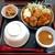 にわとり食堂 - 料理写真:中びな定食