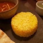 インド料理 想いの木 - サフランライス