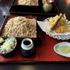 Mendokoronara - 料理写真:私は野菜天もり蕎麦 1050円