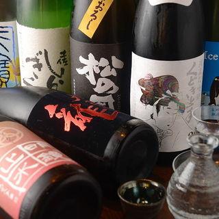 【日本酒にこだわる】季節限定・数量限定酒との出会いも◎