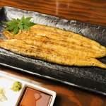 神田きくかわ - 鰻 白焼き
