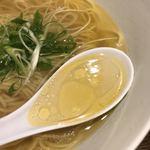 119566367 - 上品で優しく旨味の詰まったスープ