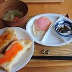 鯖江第一ホテル - 料理写真: