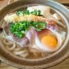 うどんカフェしげた - 料理写真:鍋焼きうどん