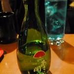 レキシズルバー - 日本酒(盛岡・あさ開)も美味しい