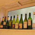 SAJI - 自然派を中心に各国ワイン50種類以上!!