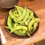 東京やきとん - 枝豆