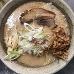 麺や 春夏秋冬 - 料理写真:ごぼう味噌ラーメン