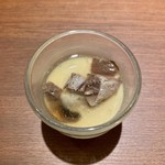 nikuryourikojirou - 牛タンの茶碗蒸し