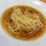 のっけご飯と中華そば95 -
