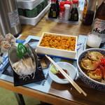 マルトマ食堂 - 料理写真:本日の朝ご飯