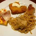 Kyoutokitayamadainingu - ビュッフェ料理