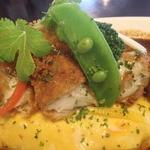 のだ屋 - 白身魚フライアップ