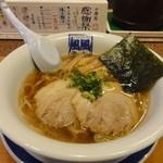 風風ラーメン - しょうゆラーメン(680円)