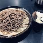 美蕎麦侍 - もり蕎麦