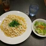 スピガ - とろーりカマンベールの明太子スパゲティ