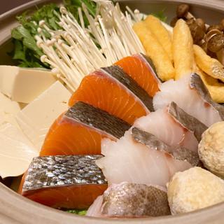 『魚枡』の魅力をご堪能できるコースをご用意