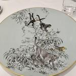 Grand rocher - エルメスのお皿