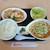 麺食堂 近江 - 料理写真:平日の日替りBセット 790円
