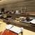 鮨旬美西川 - 内観写真:カウンター席から観た厨房。     2019.11.02