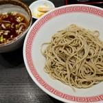 119586280 - 【期間限定】新蕎麦つけ麺(780円)