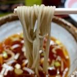 119586284 - 【期間限定】新蕎麦つけ麺(780円)