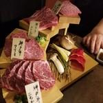 焼肉 肉鍋 びいどろ - 料理写真: