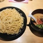 海老吟醸 じぱんぐ - 海老吟醸つけ麺(850円:大盛無料)