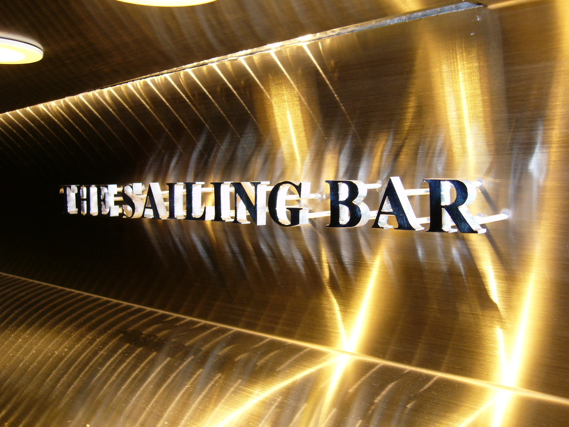 THE SAILING BAR