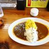 カレーのてちや - 料理写真:玉ねぎのアチャール付き