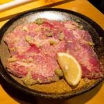 ホルモン焼肉 富や - 料理写真:タン塩